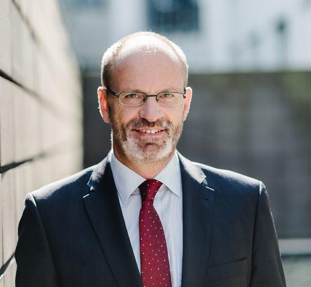 Dr. jur. Michael Haas